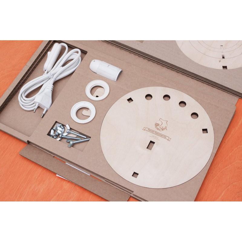 Лампа-конструктор