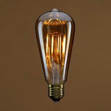 Ретро лампа (вертикальная нить накаливания)