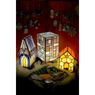 Светильники из стекла