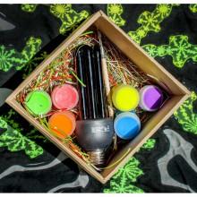 Подарочный набор «Ультрафиолетовое волшебство»